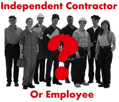 employee and contractor Employee vs independent contractor employees and independent contractors are two types of workers that are generally supervised and maintained by a company or a.