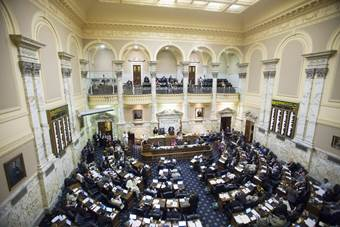 Maryland Legislature Addresses Divorce in Maryland